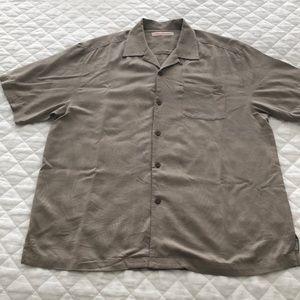 Like New Tommy Bahama Silk SS Shirt